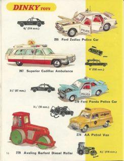 Каталог Dinky Toys-1970 DinkyToys-Katalog-1970