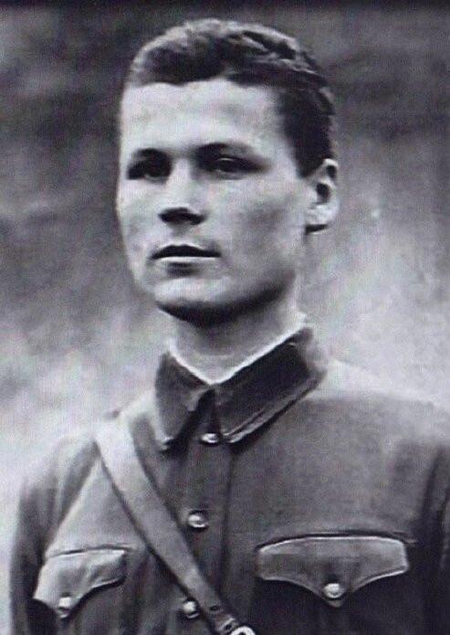 Начальник Пограничных Войск КГБ СССР генерал армии Матросов Вадим Александрович