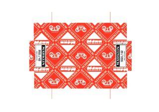 Marklin - Corgi toys - Matchbox - Dinky - Templates for printing boxes