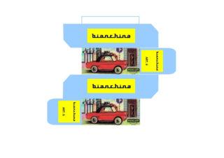 Mercury - Corgi toys - Matchbox - Dinky - Templates for printing boxes