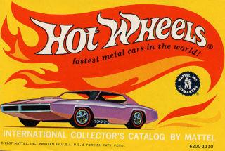 Hot Wheels - Kataloge 1968